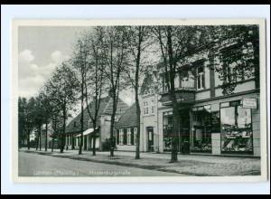 XX006099/ Lübtheen Hindenburgstraße AK ca.1940