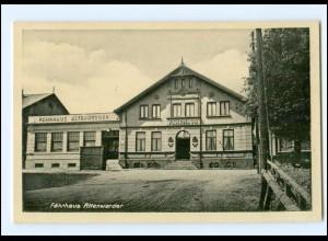 XX006132/ Hamburg Altenwerder Fährhaus AK 1943