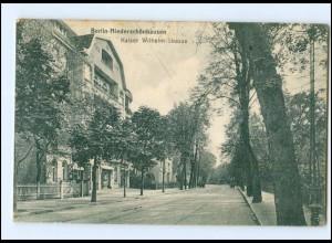 XX006235/ Berlin Niederschönhausen Kaiser Wilhelm-Str. AK 1915