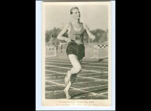 XX006360/ Klaus Richtzenhain DDR Meister 1500 Meter Foto AK 1956