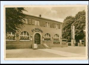 XX006253-167/ Velten Gaststätte Filmpalast A. Putlitz Foto AK ca.1935
