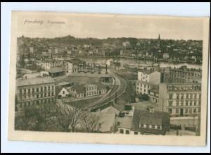 Y14235/ Flensburg Eisenbahnstrecke AK 1913