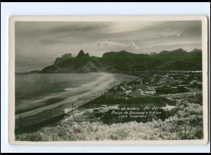V1152/ Rio de Janeire Brasilien Foto Ak ca.1935