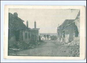 Y14219/ Vimy Frankreich 1. Weltkrieg AK 1916