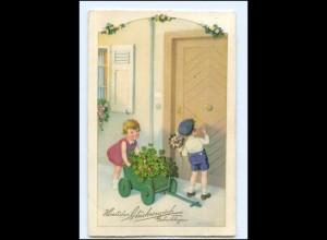 U8823/ Fritz Baumgarten Geburtstag Kinder AK Meissner & Buch 1931