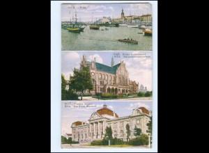 U8819/ Riga Lettland AK 1929