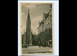 U8818/ Riga Getrüdes iela Foto AK ca.1925 Lettland