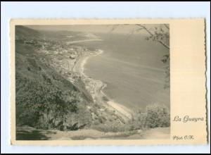 XX008914/ La Guayra Paraguay Foto AK ca.1935