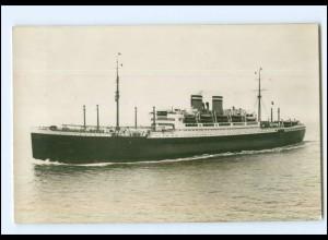 XX008908/ Dampfer Hamburg Hamburg-Amerika-Linie Foto AK 1931