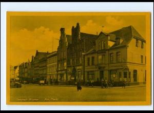 XX006382/ Wismar Markt ca.1940 AK