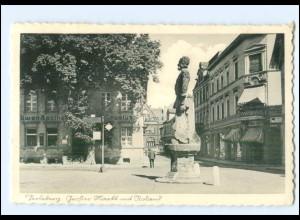 XX006811-193/ Perleberg Großer Markt AK ca.1935