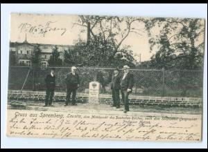 XX007507-031/ Spremberg Mittelpunkt des Dt. Reiches AK 1905