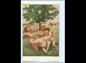 XX006753/ Jugend-Postarte Frühlingsreigen von Pfeiffer-Kohrt, Pfingsten AK