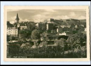 Y14387/ Glatz Schlesien Foto AK ca.1938