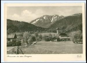 U8935-8165/ Fischbachau Foto AK 1938