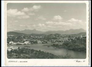 U8940/ Joinville - Bucarein AM Hafen Brasilien Foto AK ca.1965 Brazil