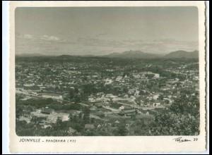 U8939/ Joinville Panorama Brasilien Foto AK ca.1965 Brazil