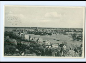 XX10190/ Crossen a. d. Oder Ostbrandenburg AK 1938