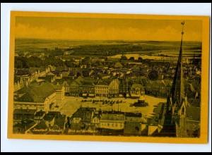 XX006993-239./ Wismar Blick auf den Markt ca.1940 AK