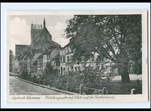 XX006858/ Wismar Mühlengrube AK ca.1940