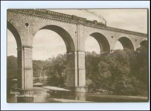 XX006979-028./ Görlitz Neisse-Viadukt Brücke Eisenbahn ca.1925 Foto AK