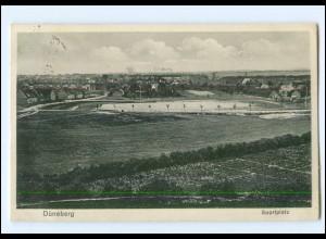 XX006914/ Düneberg bei Geesthacht Sportplatz AK 1934