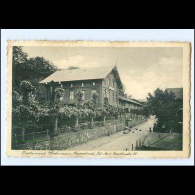 XX006913/ Tesperhude bei Geesthacht Restaurant Wichmann AK 1937