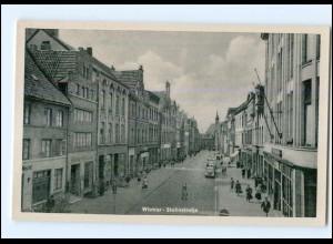 XX006851/ Wismar Stalinstraße Am Hafen AK 1956