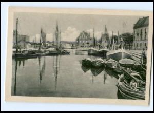 XX006853/ Wismar Hafen AK 1955