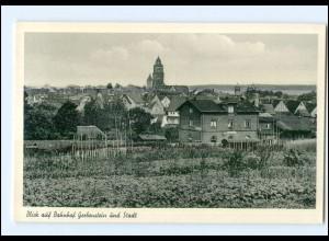 XX10193/ Blick auf Bahnhof Grebenstein AK ca.1938