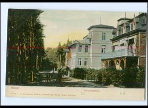 XX007005-181./ Müritz Villenpartie ca.1900 AK