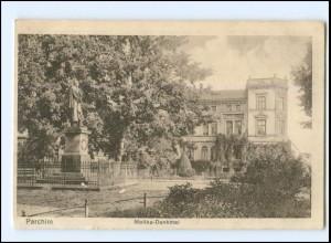XX007015-193./ Parchim Moltke-Denkmal 1915 AK