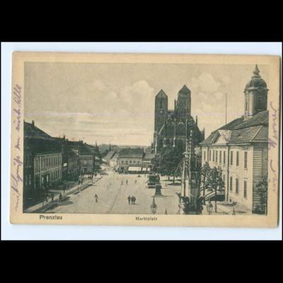 XX006900-172/ Prenzlau Marktplatz AK 1917