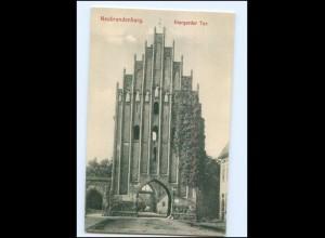 XX007021-170./ Neubrandenburg Stargarder Tor ca.1920 AK