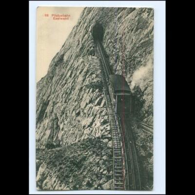 XX006893/ Pilatusbahn Eselwand Bergbahn Schweiz AK ca.1910