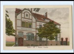 XX007384-167./ Velten Kaiserl. Postamt AK