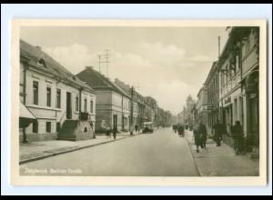 XX009116-167/ Zehdenick Berliner Straße Foto AK 1954