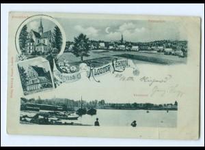 XX007914/ Gruß aus Kloster Lehnin 1902 AK