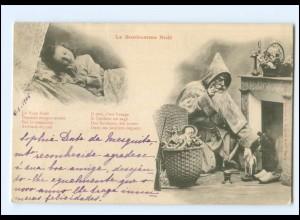 XX14717/ Weihnachten - Le Bonhomme Noel AK 1906