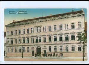 U9014/ Vinkovci Gymnasium Kroatien AK 1917