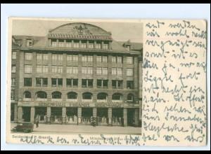 Y14539/ Hamburg Seidenhaus P. Brandt Mönckebergstraße 27 AK 1925
