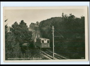 XX008519/ Erdmannsdorf-Augustusburg Drahtseilbahn Foto AK