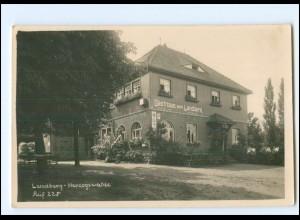 XX009072-017/ Landberg Herzogenwalde Gasthaus zum Landberg Foto AK 1941