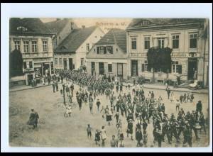 XX008034/ Schwerin a. W. Marktplatz AK 1915