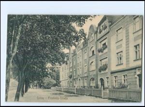 XX008035/ Sorau Zary Prommitz-Straße AK 1917