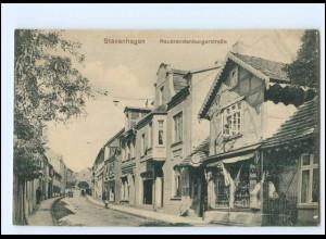 XX008815-171/ Stavenhagen Neubrandenburgerstraße AK ca. 1910