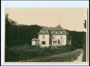 XX009074/ Heiligendamm Max-Planck-Haus Foto AK ca.1930