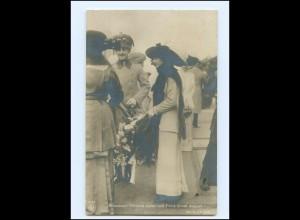 Y14561/ Prinzessin Viktoria Luise und Prinz Ernst August Foto AK 1913