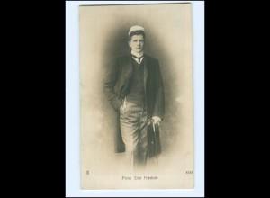 Y14563/ Prinz Eitel Friedrich als Student Foto KA ca.1905