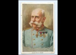 Y14569/ Kaiser Franz Josef Wohlfahrtskarte AK 1915